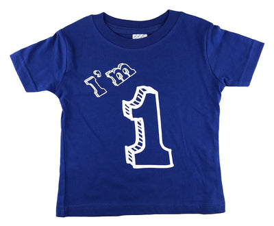 I'm 1 T-Shirt - One Year Old Birthday Party
