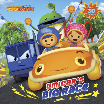 UmiCar's Big Race (Team Umizoomi) (Pictureback(R))