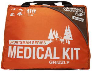 Adventure Medical Kits Sportsman Series Grizzly Pack First Aid Kit