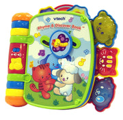 VTech Rhyme and Discover Book (Frustration Free Packaging)