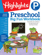 Preschool Big Fun Workbook (HighlightsTM Big Fun Activity Workbooks)