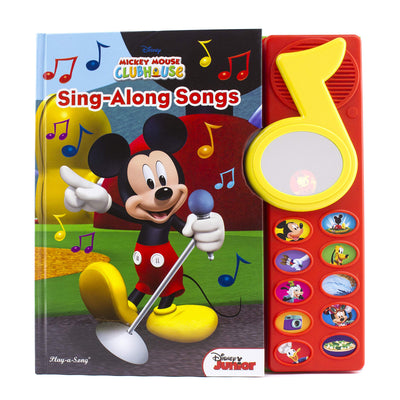 Mickey Mouse Clubhouse - Surprise Mirror Sound Book: Sing-Along Songs - PI Kids