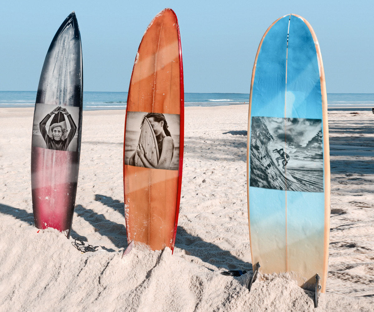 TRIBE - The Surf Series