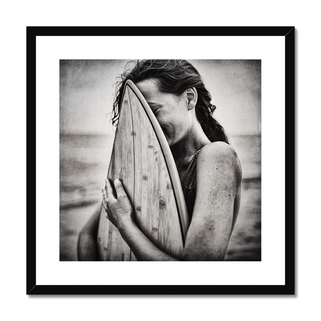 LOVE Framed & Mounted Print