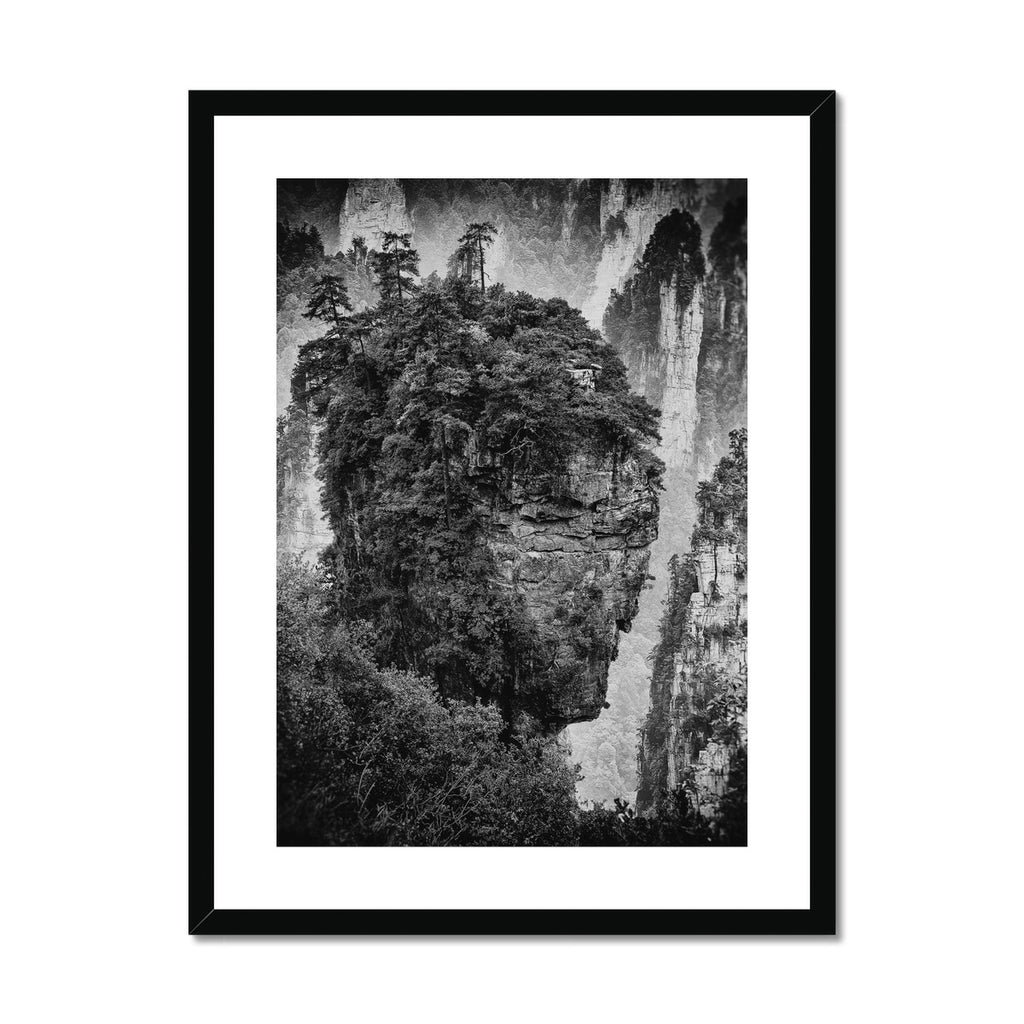 World Leader. Framed & Mounted Print