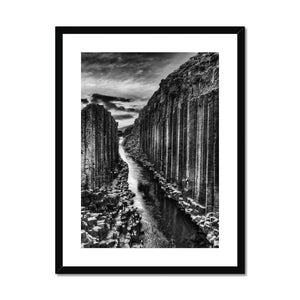 Rampart's Journey. Framed & Mounted Print