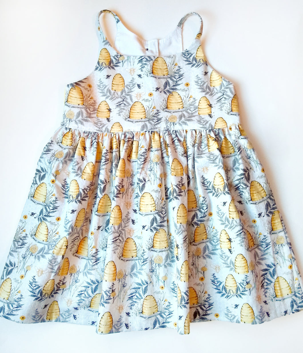Beehive Sundress