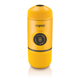 Patrol Yellow Nanopresso Coffee Machine