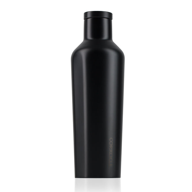 Dipped Black Corkcicle 16oz Canteen