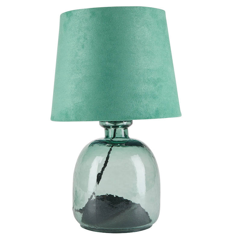 Bahne-green-glass-table-lamp-with-shade
