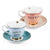 Love You & Ditto Tea Cup & Saucer Set