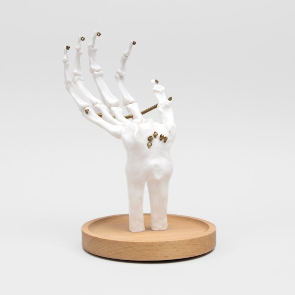 Skeleton Jewellery Holder