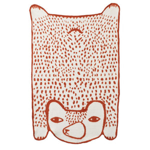 donna-wilson-bear-shaped-mini-blanket-throw