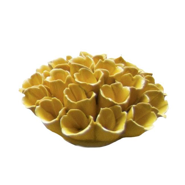 chive-coral-5-yellow-sea-polyp-ceramic-coral-wall-decoration
