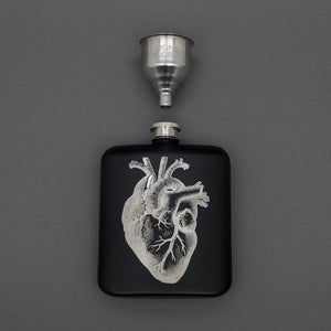 For Medicinal Purposes Hip Flask