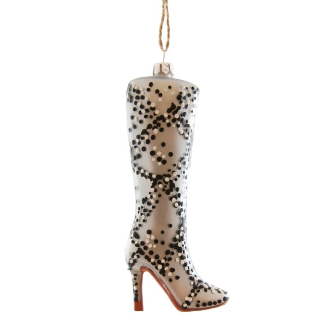 Cody-foster-snake-skin-boots-christmas-tree-ornament-GO6692-snakeskin-boots-decoration-by-cody-foster-and-co