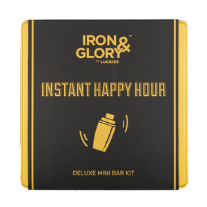 luckies-iron-and-glory-instant-happy-hour-deluxe-mini-bar-kit