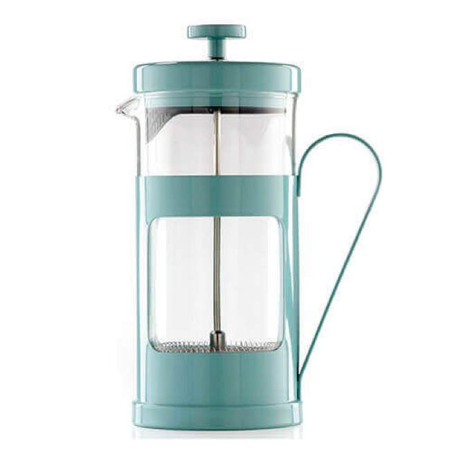 Blue 8-Cup La Cafetière French Press