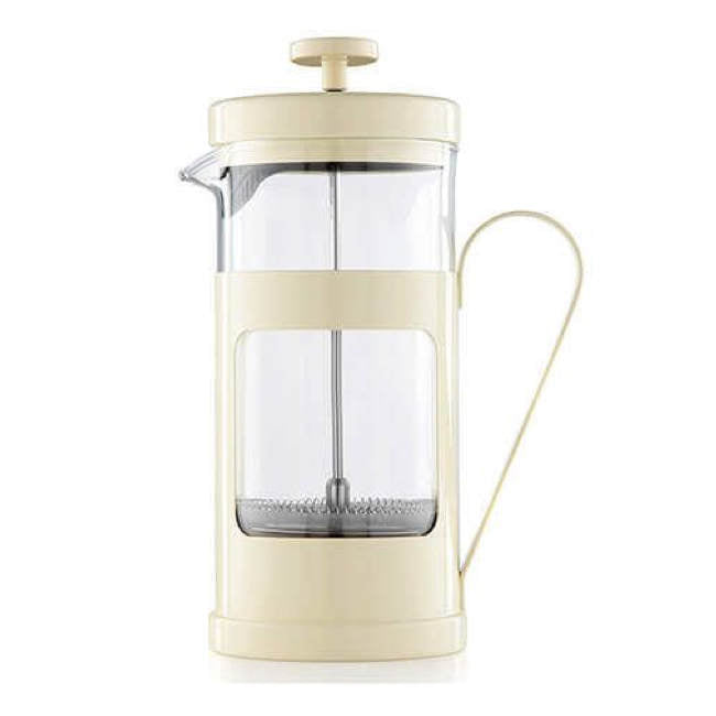 Cream 8-Cup La Cafetière French Press