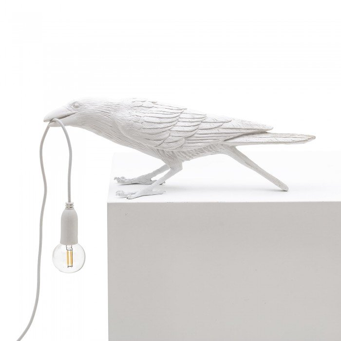 Playing Bird Lamp