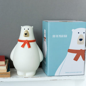 Bob The Bear Night Light