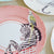 Set Of 4 Carnival Animal Cake Plates