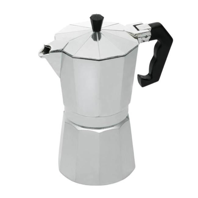 Traditional 6-Cup Stovetop Espresso Maker