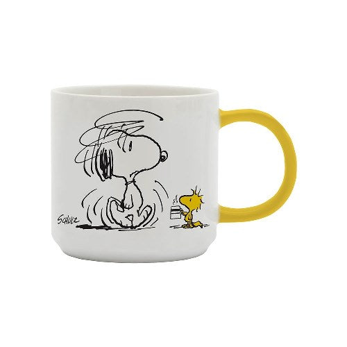 Peanuts Snoopy 'Coffee' Mug