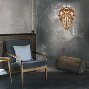 Copper Conia Lampshades