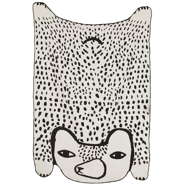 Bear-throw-by-donna-wilson-bear-shaped-throw