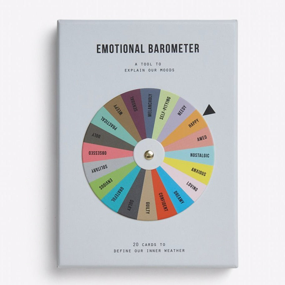 Emotional Barometer Mood Tool