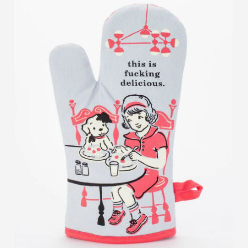 Fucking Delicious Oven Glove