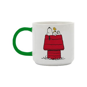 Peanuts Snoopy 'Gang & House' Mug
