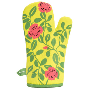 Hot, Hot Vegetarian Action Oven Glove