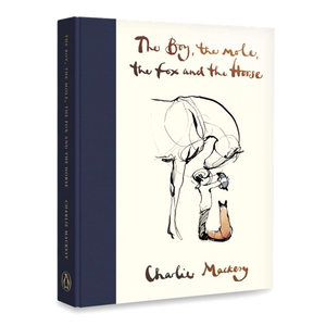 The Boy, The Mole, The Fox & The Horse Book