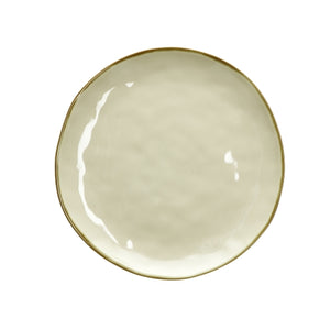 Ivory Concerto Dinner Plate
