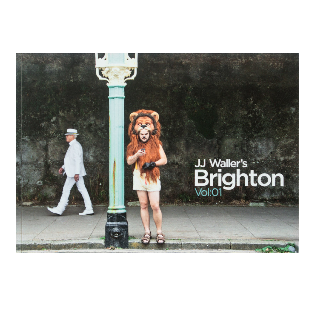 JJ Waller's Brighton Volume 1 Book