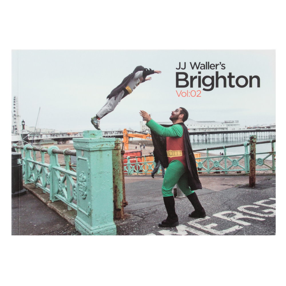 JJ Waller's Brighton Volume 2 Book