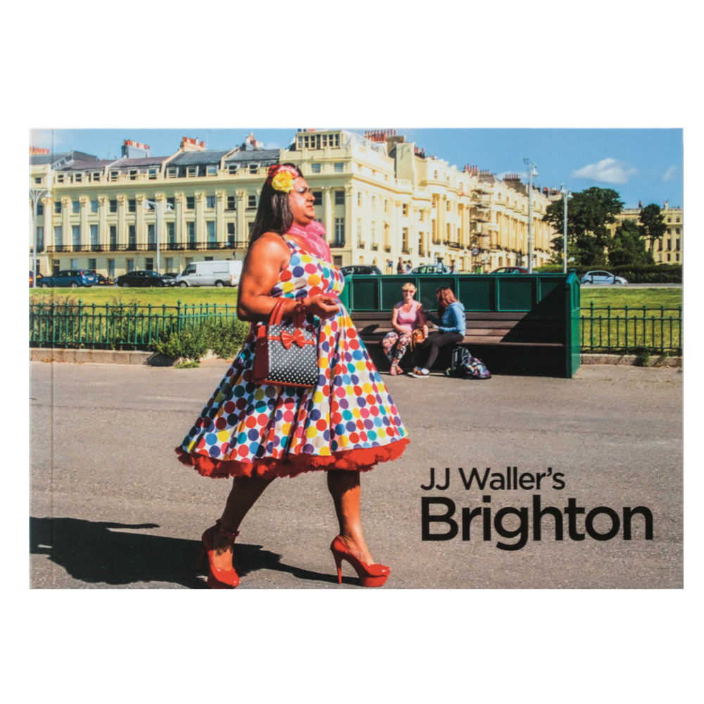 JJ Waller's Brighton Volume 3 Book