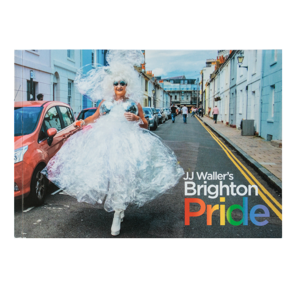 JJ Waller's Brighton Pride Book