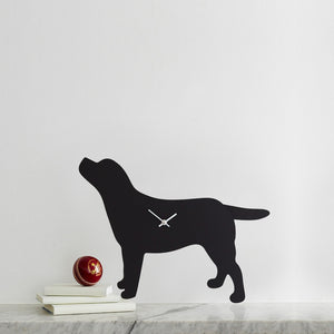 Labrador Dog Clock