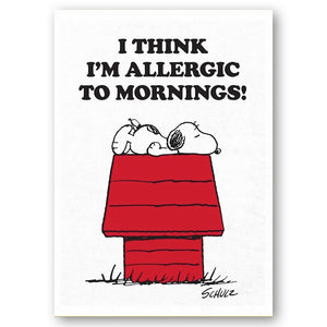 snoopy-i-think-im-allergic-to-morning-tea-towel
