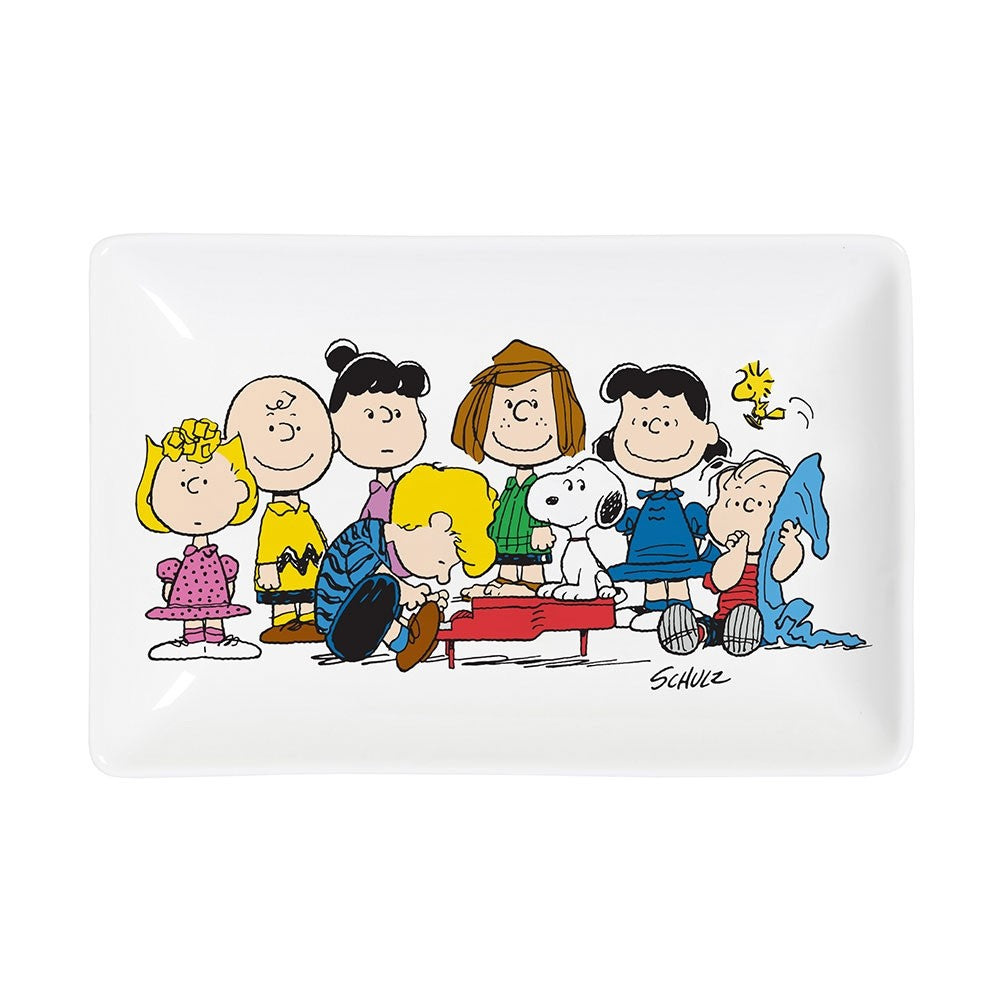 Peanuts Snoopy 'Gang' Trinket Tray