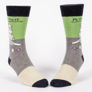 Mr Fix It Men's Socks