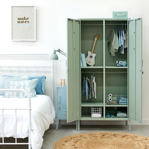 mustard-made-twinny-locker-in-sage-green-open-lifestyle
