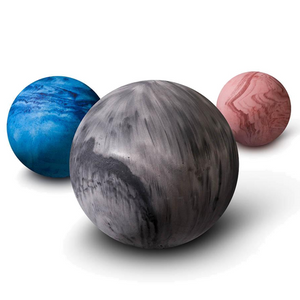 Large Grey Planet Paperweight
