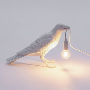 Waiting Bird Lamp