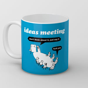 Ideas Meeting Mug
