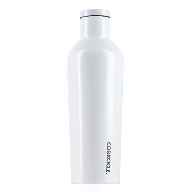 Modernist White Corkcicle 16oz Canteen