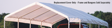 Load image into Gallery viewer, ShelterLogic Canopy Replacement Top - SuperMax 12 x 26 ft